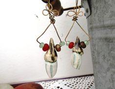 Boucles d'oreille féeriques et fantastiques : La légende Des Lutins !!!! : Boucles d'oreille par les-reves-de-minsy