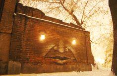 street art series by Nikita Nomerz