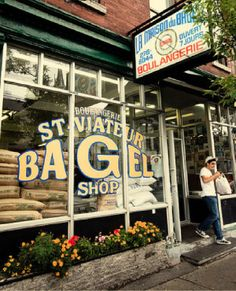 Beauty's Bagel Shop - Oakland California - Wood Fired Bagels- they are more Temescal - but whatever.