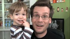 John and Henry Green. Henry is just adorable!