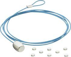 blue cable photo cord    CB2
