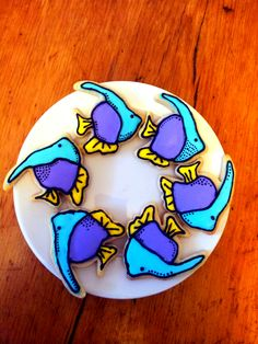 royal icing decorated cookies