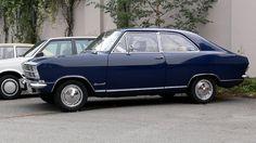 Opel b kadett coupe