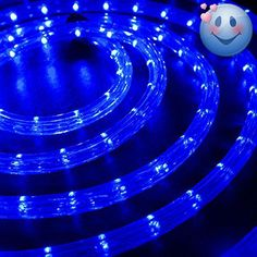 Cbconcept ul120vlr 33ft cw ul listed cool white 33 feet 120 volt 2 sale this led rope light is your must have decor for holidays and parties aloadofball Images