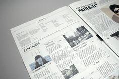 The Illusionist – Uzuri Brand Paper by Chloe Galea, via Behance