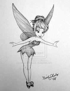 "Tinkerbell  ~ Nicole Shabazi aka ""linus108Nicole"""