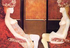 """Julian Levy, marchante de arte que fue responsable de introducir a los surrealistas en los Estados Unidos, se convirtió en su distribuidor estadounidense y presentó por primera vez la obra de Leonor en su galería de Madison Avenue en una exposición conjunta con con Max Ernst en 1936 y facilitó su participación en la exposición """"Fantastic Art: Dada Surrealism"""" sobre el dadaísmo y el surrealismo en el Museo de Arte Moderno de Nueva York."""
