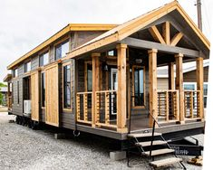 As the region's highest-volume housing dealer Hench's brings years of expertise to the new and exciting tiny homes & cottages market. Cabin House Plans, Tiny House Cabin, Tiny House Living, Tiny House Plans, Tiny House On Wheels, Cabin Homes, Park Model Homes, Park Homes, Storage Building Homes