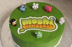 #MoshiMonster Cupcakes Recipes @ kidschildchildren.com!
