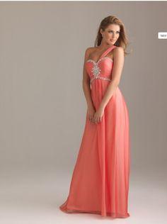 A-line Chiffon Long Prom Dress /Formal Dress/Evening dress Nms NM-6415