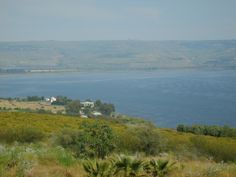 Mount of Beatitude Capernaum on the Sea of Galilee in Israel