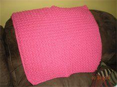Crochet Nubby Stitch : Free Crochet Pattern: Bellas Babies: Nubby Stitch Preemie Blanket