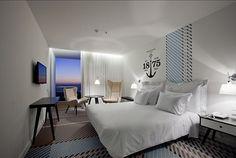 Modernidade e conforto em frente à praia de Mira. No Maçarico Beach Hotel 5 noites com pequeno-almoço para 2 pessoas + Livre acesso ao circuito SPA desde 375€. - Descontos Lifecooler