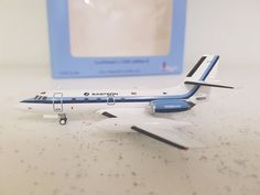 InFlight200 L-1329 JetStar 8 Eastern N12241 (polished with stand) in 1/200 #Inflight200