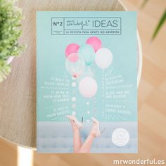 Revista Nº2 Mr. Wonderful Ideas