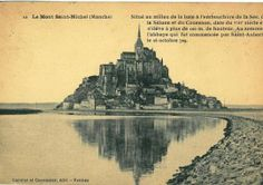 Why was Bishop Aubert less than delighted by the angel? http://www.normandythenandnow.com/a-headache-at-mont-saint-michel/