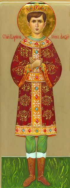 St. Passionbearer Alexis