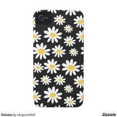 Daisies iPhone 4 Covers