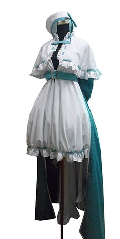 Dreamcosplay Anime Hetalia: Axis Powers Finland Female Dress Cosplay *** You can find out more details at the link of the image.