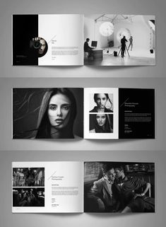 Discover recipes, home ideas, style inspiration and other ideas to try. Photography Portfolio Layout, Photography Brochure, Book Photography, Magazine Layout Design, Book Design Layout, Album Design, Magazine Layouts, Design Design, Mise En Page Portfolio