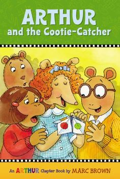Arthur And The Cootie Catcher A Marc Brown Chapter Book 15 By