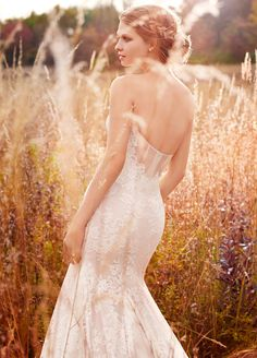 Bridal Gowns, Wedding Dresses by Jim Hjelm - Style jh8608