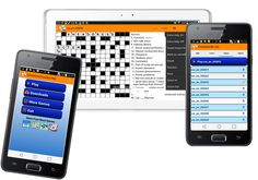 Android Crossword Puzzles