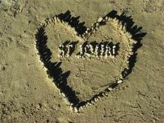 St John's nickname is 'Love City'