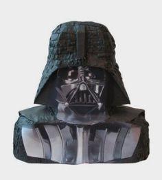 Darth Vader Star Wars Pinata, Pull String: Birthday Party Amazon http://amzn.to/2dCjAPu