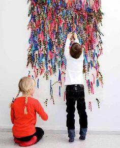 Weekend Project: Marimekko Wall Hanging from Surrur