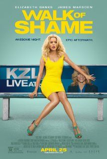 Walk of Shame (2014) Poster A reporter's dream of becoming a news anchor is compromised after a one-night stand leaves her stranded in downtown L.A. without a phone, car, ID or money - and only 8 hours to make it to the most important job interview of her life.