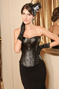 Ravishing Corset Top with G-string