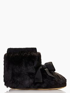 fabian slippers, BLACK at Kate Spade in Market Street -The Woodlands