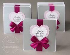 Zaproszenia ślubne z różowym sercem Wedding Invitation Design, Graphic Design, Cards, Handmade, Hand Made, Wedding Invitation, Maps, Playing Cards, Visual Communication