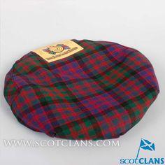 MacDonald Tartan Cap