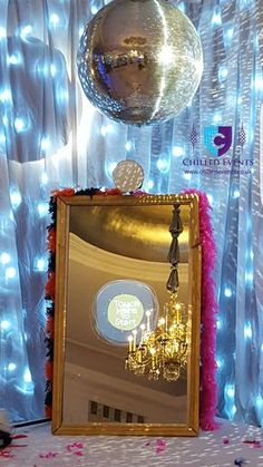 Magic Mirror Booth Hire