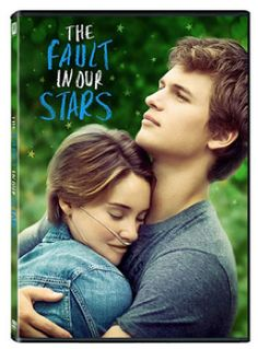 The Fault in Our Stars on DVD Deal!