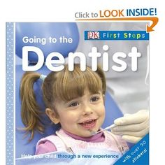 Community Helpers Theme - Dentist by www.pre-kpages.com