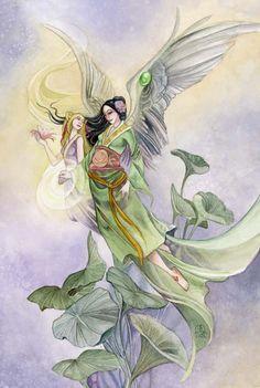 Stephanie Pui-Mun Law Angels | 2191 - Angel of Togetherness - Stephanie Pui-Mun Law