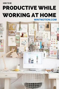 Working from home has many advantages such as being able to spend more time with the family and not having to commute during rush hour. However, it can quickly go downhill if you don't develop the self-discipline needed to maintain focus and stay on top of your tasks. Click here to find out the best tips for staying productive while working at home!