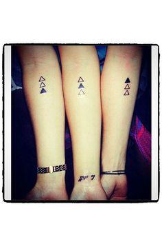 Das perfekte Matching-Tattoo für Geschwister
