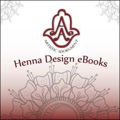 Free Patterns : Artistic Adornment, Henna Supplies - henna tattoo kits, henna powder, professional mehndi supplies