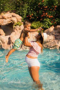 5dc0d97ff9 Swim Mama swim + Kortni Jeane