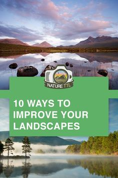 This photography tutorial will help you improve your landscape photography! With excellent top tips from expert landscape photographer Mark Hamblin. Landscape Photography Lens, Photography Settings, Nature Photography Tips, Photography Pics, Scenic Photography, Photography Lessons, Photography Website, Landscape Photographers, Photography Tutorials