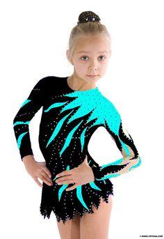 RSG-Anzug  Anzug für rhythmische Sportgymnastik  von Gymcostumes