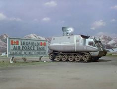 UFO (1970-1971) The SHADO Mobile