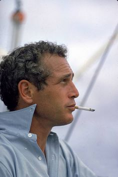 A true icons of style - Paul Newman