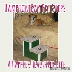 Dog Pet Cat Steps Doggy Stairs Perfect For Small To Medium