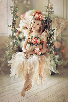 Hanging Hoop Swing Photography for Kids-Plans: - Kinder - Swing Photography, Baby Girl Photography, Fantasy Photography, Clothing Photography, Children Photography, Photography Outfits, Infant Photography, Outdoor Photography, Lifestyle Photography