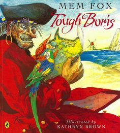 """Not just another book about pirates, """"Tough Boris"""" teaches an important lesson about human emotions. Appealing to sailors and land-lovers alike, the story is rich in interesting vocabulary and relies heavily on the visual clues provided in its illustrations. Read the accompanying literary guide to find resources to guide your reading of this great book!"""